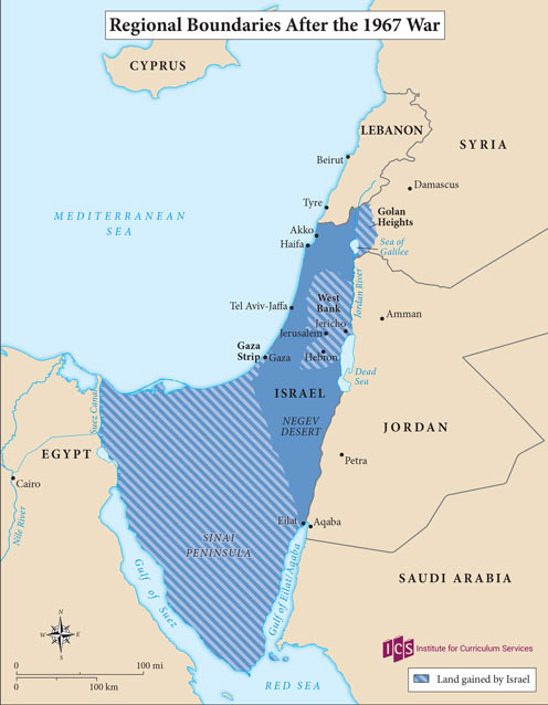 08 – Israel after 1967 War