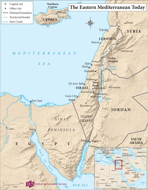 11 – Eastern Mediterranean Today